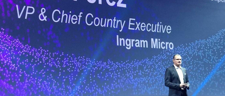 Vonus participa en Be experiencie 2017 de Ingram Micro